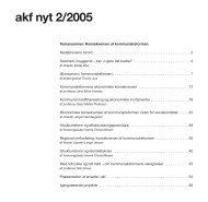 Hent hele AKF Nyt nr. 2, 2005 i pdf-format - Amternes og ...