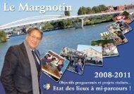Le Margnotin n° 61 - Décembre 2011 (pdf - 3,52 Mo) - Mairie de ...