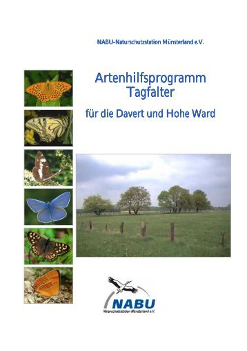 Artenhilfsprogramm Artenhilfsprogramm Tagfalter Tagfalter - NABU ...