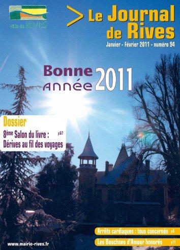 Année2011 - Ville de Rives