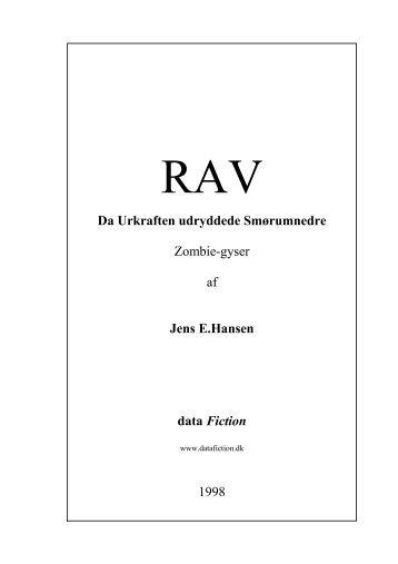 RAV - data Fiction