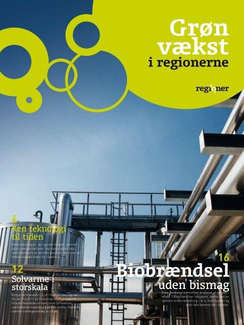 Grøn vækst i regionerne - Region Midtjylland