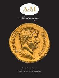Télécharger le PDF de la vente du 22 juin 2012 - Audap-Mirabaud