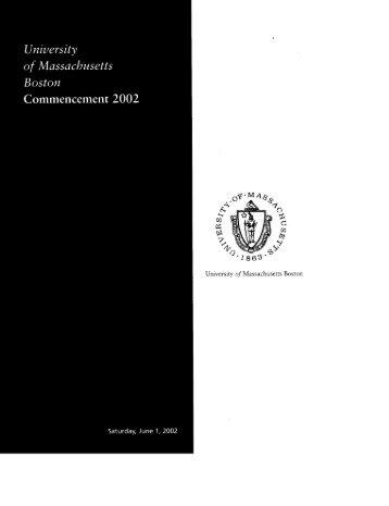 University of Massachusetts Boston - Joseph P. Healey Library ...