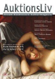 auktionsliv nr. 6 endelig.indd - Bruun Rasmussen