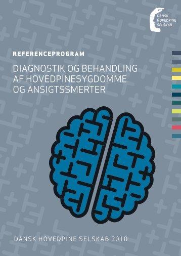 Referenceprogram - Dansk Hovedpine Selskab
