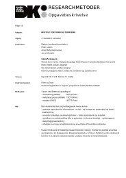 4. sem., opgaven, Malene Leerberg (PDF) - Designskolen Kolding