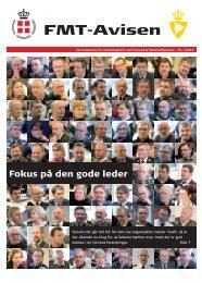 FMT-Avisen_01-2010 - Forsvarskommandoen