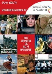 Hent programmet som PDF - Kulturparaplyen Rudersdal