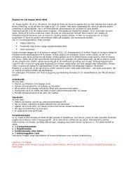 Årsplan for 10. klasse 2012/2013 10. klasse består ... - Tingagerskolen