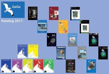 PDF Katalog til udprint - GeGe Forlag