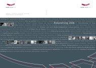 Årsberetning 2006 - Højteknologifonden
