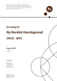 Grundlag_for_Ny_Nordisk_Hverdagsmad 12.10.10 - Køkkenkurser i ...