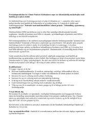 Nationalt Videnscenter for Demens søger studentermedhjælper til ...