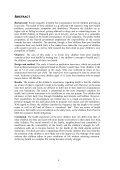 Et indblik i fattige børns oplevelse af sundhed - Børnerådet - Page 5