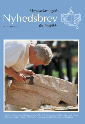 Nyhedsbrev nr. 18 - Vikingeskibsmuseet
