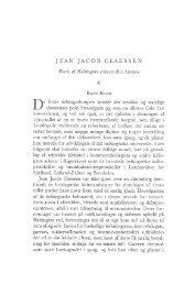 Jean Jacob Claessen, blade af Helsingørs erhvervslivs historie, s ...