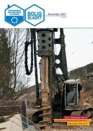 November 2007 - Arbejdernes Boligselskab i Gladsaxe