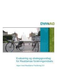 Evaluering og strategigrundlag for Realdanias ... - Damvad