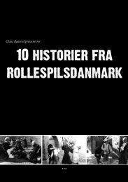 Claus Raasted præsenterer - Rollespilsakademiet