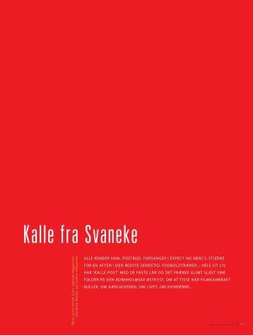 Kalle fra Svaneke