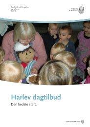 Lokal udviklingsplan Harlev dagtilbud 2013-14.pdf - Dagtilbud-Aarhus
