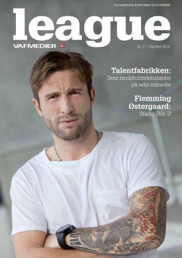 Talentfabrikken: Flemming Østergaard: - LiveBook