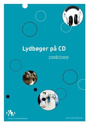 Lydbøger på CD