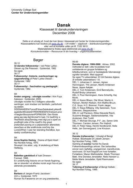 Elske af rifbjerg at analyse klaus Månedens digt: