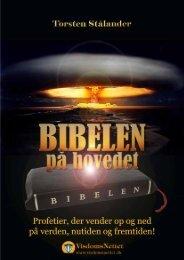 BIBELEN PÅ HOVEDET - Torsten Stålander - Visdomsnettet