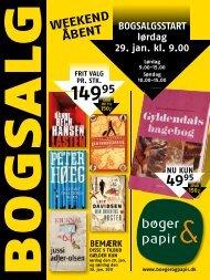 4995 - Steenfeldt Bøger og Papir