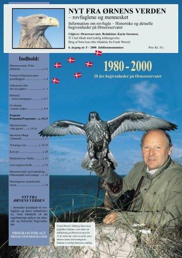Nyt fra ørnens verden 2001-2002 kan også hentes i ... - Ørnereservatet
