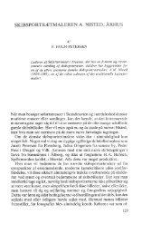 F. Holm-Petersen: Skibsportrætmaleren A. Nisted, Århus, s. 129-133