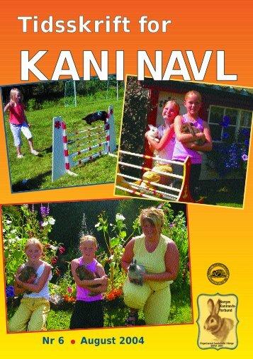 TK nr. 6 - Norges Kaninavlsforbund