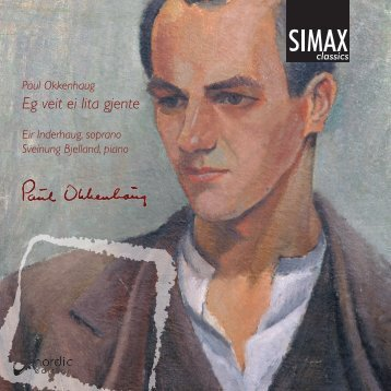 psc 1235- booklet.indd - Paul Okkenhaug