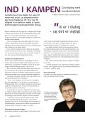 nyt initiativ af spastikere - Spastikerforeningen - Page 6