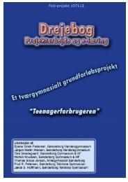 Drejebog: Grundforløb, tværinstitutionelt ... - CFU Danmark
