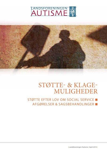 072f006a7 STØTTE & KLAGE MULIGHEDER - Landsforeningen Autisme