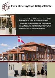 Odense C - Fyns almennyttige Boligselskab
