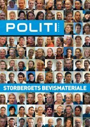 September - Politi forum