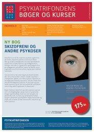 bøger - Psykiatrifonden