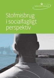 Stofmisbrug i socialfagligt perspektiv - Servicestyrelsen