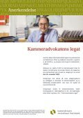 Månedens portræt Birgit Feldtmann Den Juridiske Stafet ... - Paragraf - Page 4