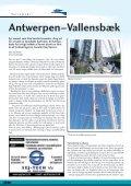 Forhindringssejlads Antwerpen-Vallensbæk - Danske Tursejlere - Page 6
