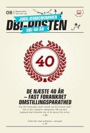 de næste 40 år - Dansk Bibel-Institut