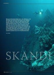 Mange skandinaviske dykkere lever i den vildfarelse, at der ikke ...
