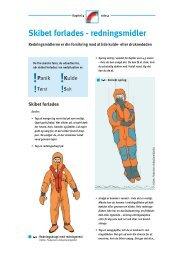 Skibet forlades (pdf - 1,5Mb) - Fiskericirklen
