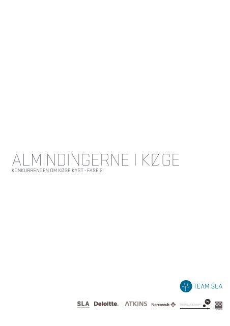 Hold SLA's forslag inkl. bilag - Køge Kyst