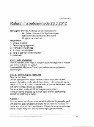 Referat af beboermøde 28. marts 2012