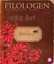 filologen-0207 Filologen 02 2007